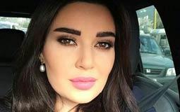 سيرين عبد النور تدعي وتصلي من أجل حلب