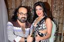 أبو الليف مع صوفيا في عيد ميلادها