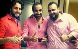 بالصور والفيديو- لماذا لم ينفصل هشام ماجد وشيكو وابتعد أحمد فهمي فقط؟ (تخيلي)