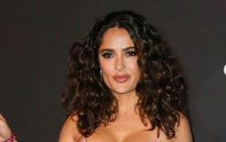 ربما جمال الممثلة المكسيكية سلمى حايك وأنوثتها الطاغية، يجعلان الكثيرين لا يلتفون إلى أن طولها يبلغ فقط 157 سنتيمتر فقط.