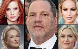 ممثلات هوليوود يهاجمن هارفي وينستين.. لا أحد يعلم عن التحرش الجنسي سوى هذه الممثلة