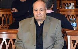 . وحيد حامد ونجوم الفن في عزاء والدة المخرج تامر محسن