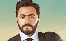 خاص- تامر حسني يصور 11 أغنية من ألبومه الجديد