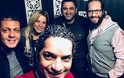 """رمضان 2018 - 8 معلومات عن مسلسل """"الوصية"""" لأكرم حسني وأحمد أمين.. يعرض على هذه القنوات"""