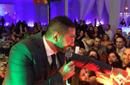 """بالصور: تامر حسني ينهي جولته الفنية في """"مونتريال"""""""