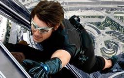 بالفيديو- أصعب ٥ مشاهد خطرة أداها توم كروز بنفسه في سلسلة Mission Impossible
