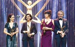 """جائوة """"المعجزة"""" لنجوم حققوا نجحات وشهرة للدراما التركية على مستوى العالم."""