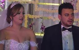 إسلام زكي و عروسه