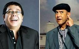 أحمد أدم وأشرف عبد الباقى