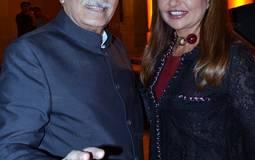 عبد الرحمن أبو زهرة مع ليلى علوي