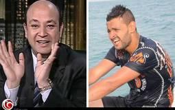 عمرو أديب ورامز جلال