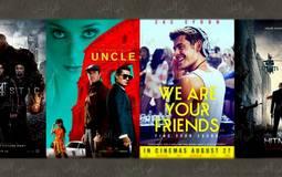 كل ما تريد معرفته عن أفلام شهر أغسطس
