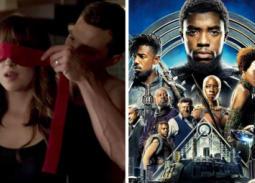 سباق الإيرادات- افتتاحية تاريخية لـ Black Panther.. الأرنب بيتر يتفوق على إثارة Fifty Shades