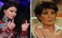 خاص- هل تجتمع نجوى إبراهيم وهيفاء وهبي في رمضان 2018؟