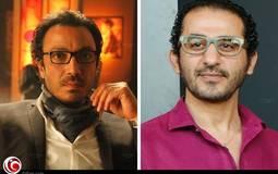 أحمد حلمي وطارق لطفي