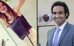 زواج منة حسين فهمي وأحمد فهمي بعيدا عن أعين الإعلام