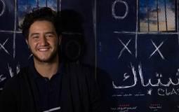 """أبطال فيلم """"اشتباك"""" لـ""""فى الفن"""" (1) .. أحمد مالك: نجاح اشتباك يدل على عودة الجمهور للدراما ولا مانع لدى من الإسفاف"""