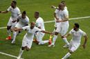 بالفيديو: مذيع beIN SPORTS الفرنسية يرقص بالاستوديو احتفالا بفوز الجزائر