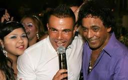 عمرو دياب ومحمد منير