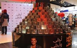 ألبوم عمرو دياب يملأ الأرفف في متجر Virgin