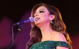 تعليق نقابة الموسيقين على انسحاب أنغام من حفل أضواء المدينة