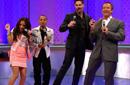 """بالفيديو: أرنولد شوارزنيجر يحاول الرقص من أجل الترويج لفيلمه """"Sabotage"""""""