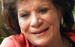 تكريم عايدة عبدالعزيز بحضور رفاق مشوارها الفني