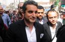 باسم يوسف أمام دار القضاء العالي