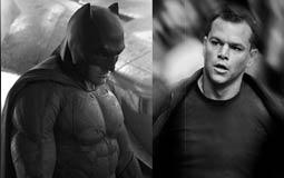 """مات ديمون بكل ثقة: """"جيسون بورن"""" قادر على ضرب """"باتمان"""" وإلحاق هزيمة نكراء به"""