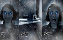 """هؤلاء حولهم تطبيق """"سناب شات"""" إلى White Walkers استعدادا لـ Game Of Thrones.. اعرف كيف تحول نفسك"""