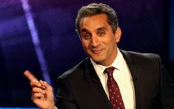 باسم يوسف يدعو للامتناع عن الأكل تماما لفترات طويلة