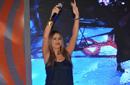 كارول سماحة تستكمل تسجيل أغنيات ألبومها الجديد رغم الحمل