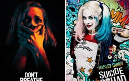 dont breathe and suicide squad