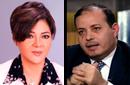 درية شرف الدين تحيل مخالفات صلاح عبد المقصود إلى النائب العام