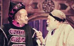 """عرض مسرحية """"ليلة من ألف ليلة"""" في الإسكندرية"""