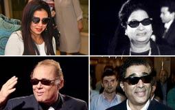 """بالصور- هل انضمت رانيا يوسف لنجوم 'النظارة السوداء"""""""