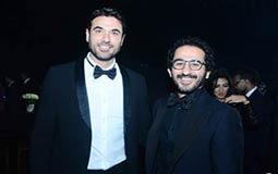 أحمد حلمي وأحمد عز