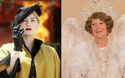 7 أفلام تنافس على جائزة الأوسكار لأفضل مكياج وتصفيف شعر.. كيت وينسلت في مواجهة ميريل ستريب