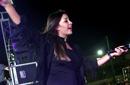 جنات تلهب حماس جمهورها في نادي جرين هيلز الشروق