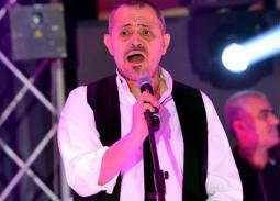 9 أغنيات لسلطان الطرب جورج وسوف تعبر عن مأساة حفله في مسرح البروج