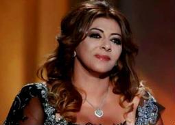 بوسي وإلهام شاهين وبوسي شلبي يحتفلن بعيد ميلاد هالة صدقي