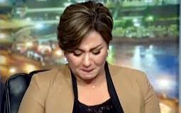 بالفيديو- حياة الدرديري باكية بعد نشر صور فاضحة لها: كنت حديثة العهد في الإعلام وبناتي يفتخرن بي