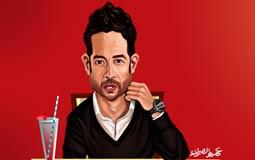 محمد حماقي l بريشة: عمرو الصاوي