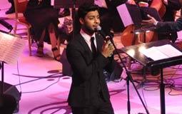 حفل مهرجان الموسيقى العربية بالمسرح الكبير بالأوبرا