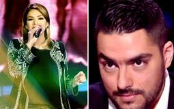 حسن الشافعي للمتسابقة المصرية داليا سعيد: تثيرين أعصابي