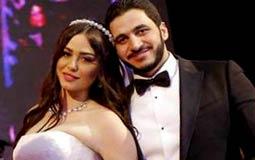 صورة وفيديو- هشام ماجد وشيكو يحتفلان مع كريم السبكي بعيد ميلاد زوجته شهد رمزي