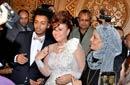 شعر مي كساب نال نصيب الأسد من الهجوم عليها في حفل زفافها بأوكا مغني المهرجاناا الشهير وظن العديد أنها قصت شعر الجانبين ولكن هذا ما لم يحدث