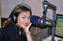 """بالصور: مريم أمين تستعد لـ """"انتهاك الخصوصية"""" على """" الراديو 90.90"""""""