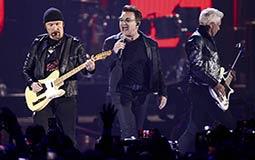 قائمة مشاهير الموسيقى الأعلى دخلا في العالم.. فريق u2 يتصدر بهذا المبلغ