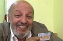 محمد خان سعيد ببطاقة الرقم القومي